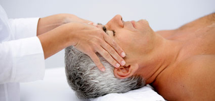 masaje Cefalea Tensional
